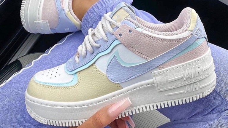 Nike Air Force 1 Shadow Pastel