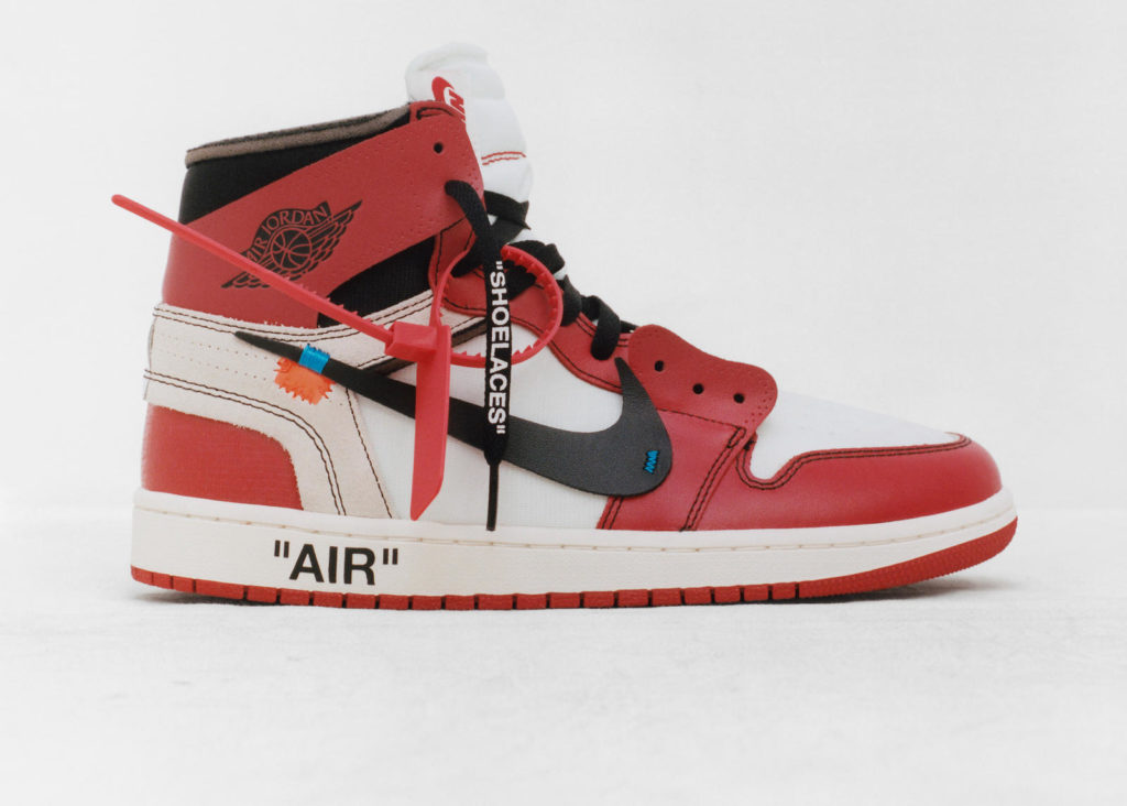 Off-White x Air Jordan 1 - The Ten