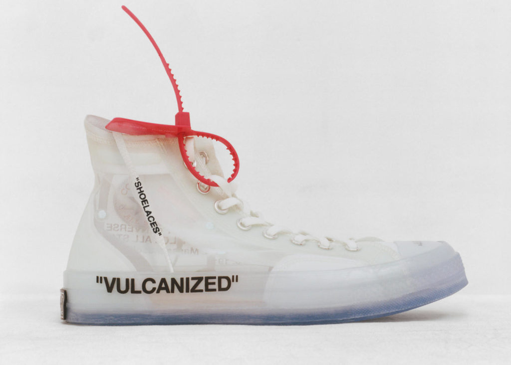 Off-White x Converse Chuck Taylor - The Ten