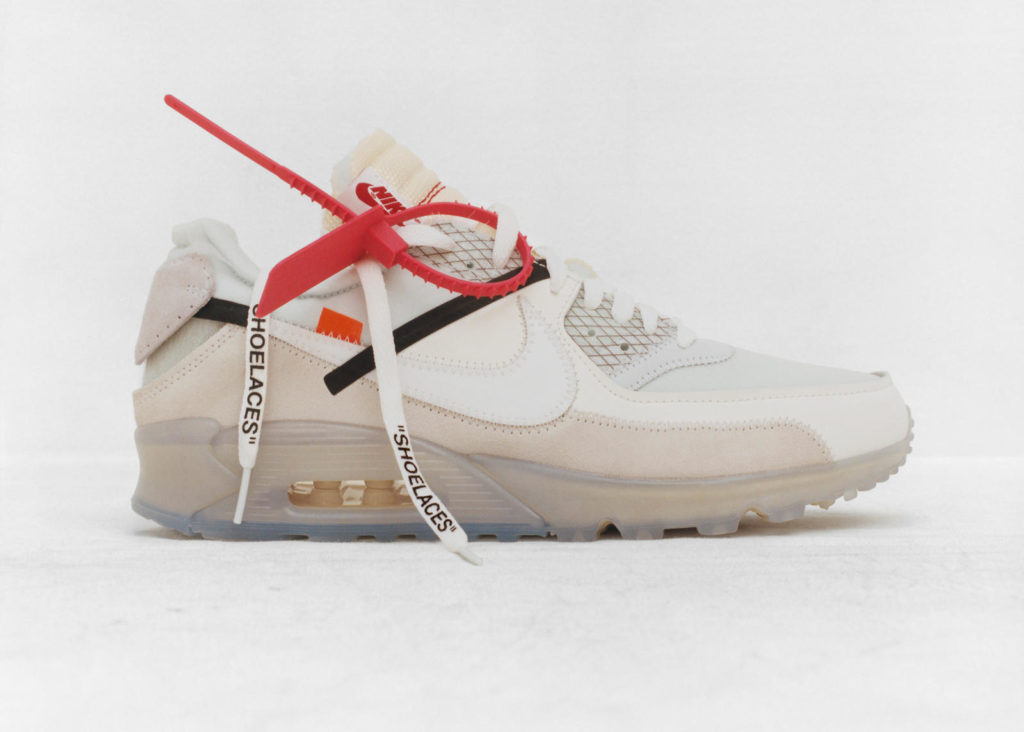 Off-White x Nike Air Max 90 - The Ten