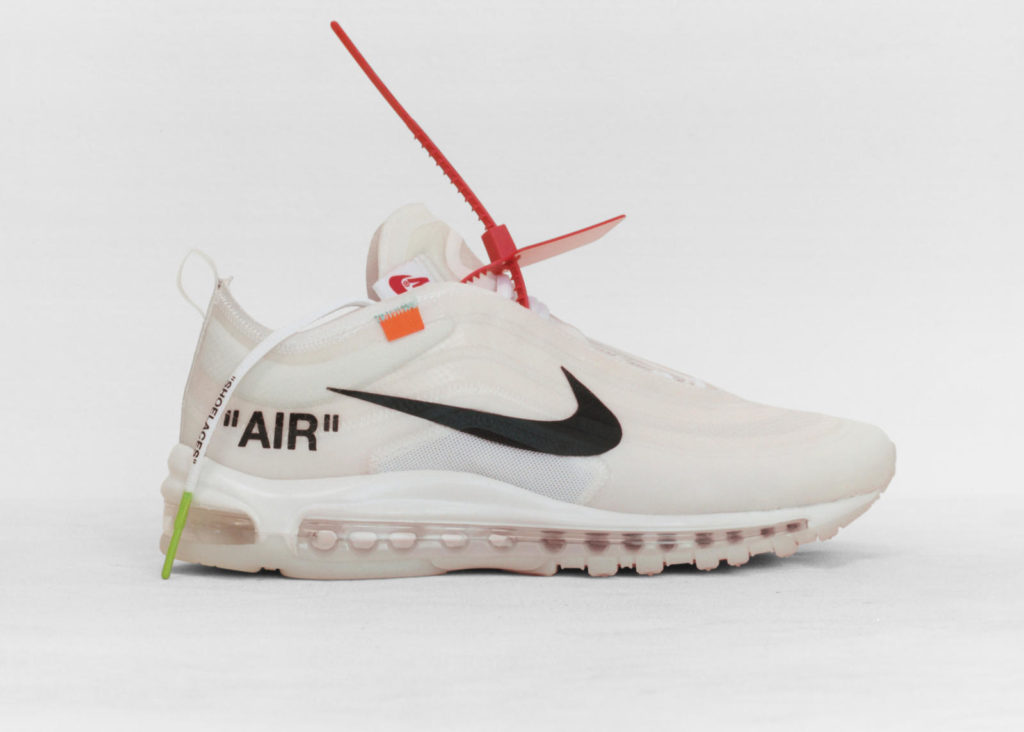 Off-White x Nike Air Max 97 - The Ten