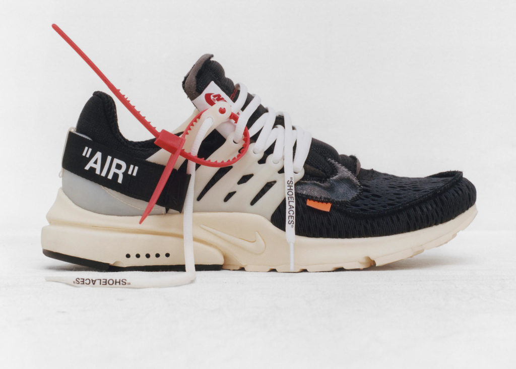 Off-White x Nike Air Presto - The Ten