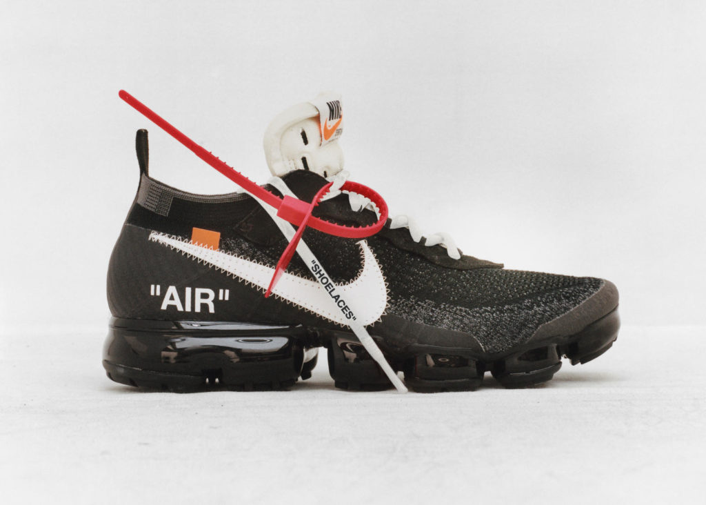 Off-White x Nike Air VaporMax - The Ten