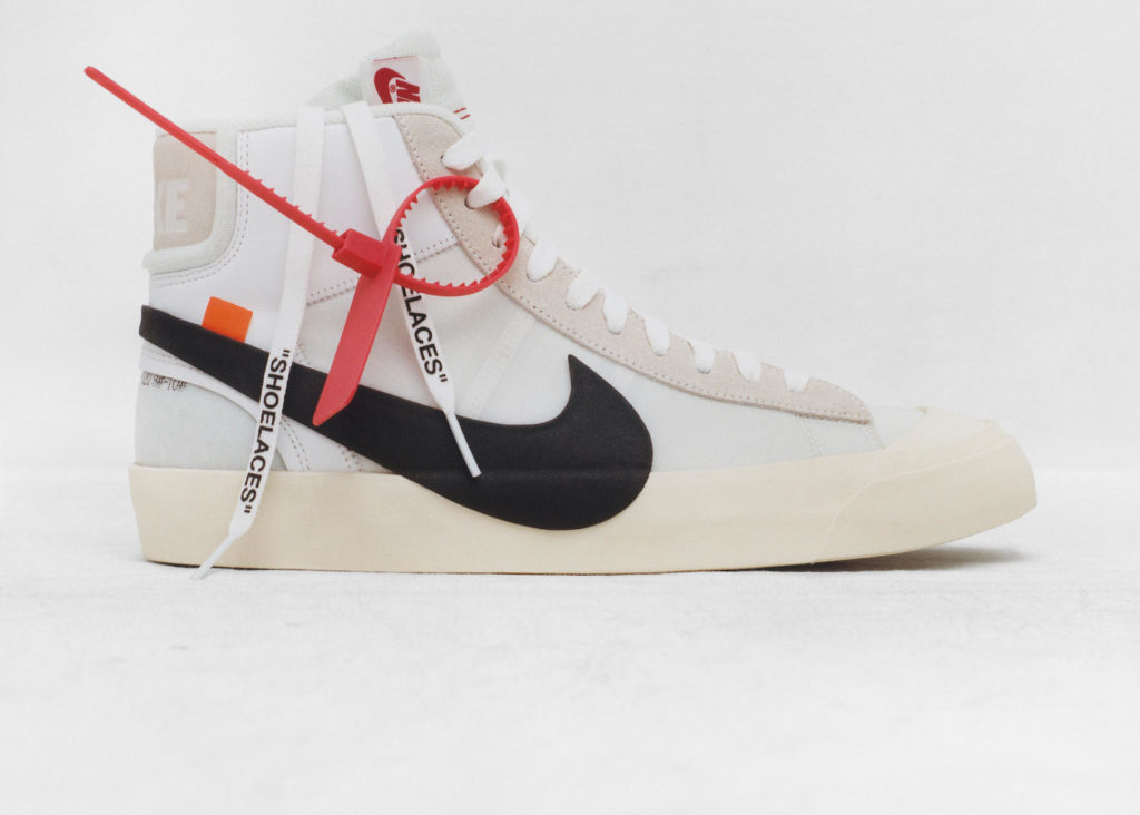 Off-White x Nike Blazer - The Ten