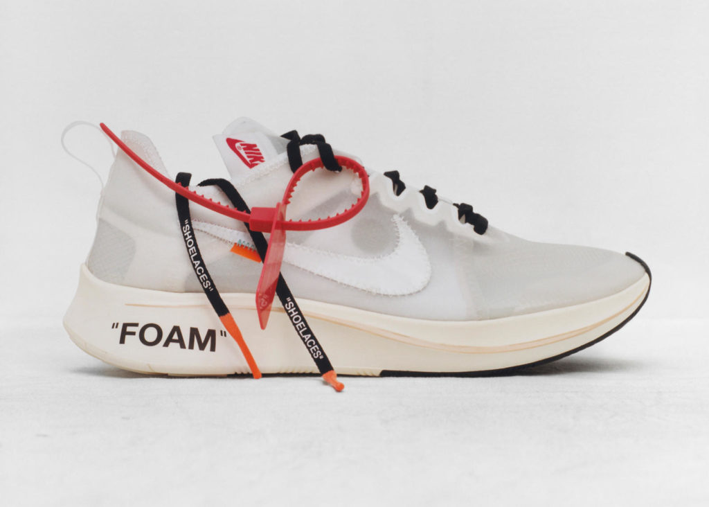 Off-White x Nike Zoom Fly SP - The Ten