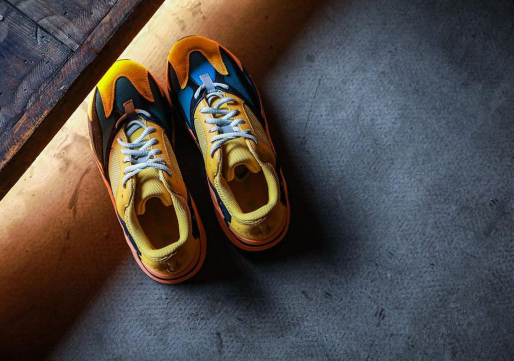 adidas Yeezy Boost 700 - Sun