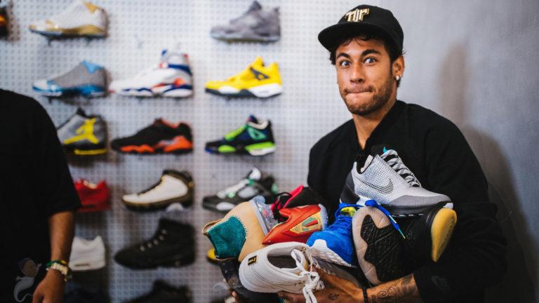 Sortie sneakers