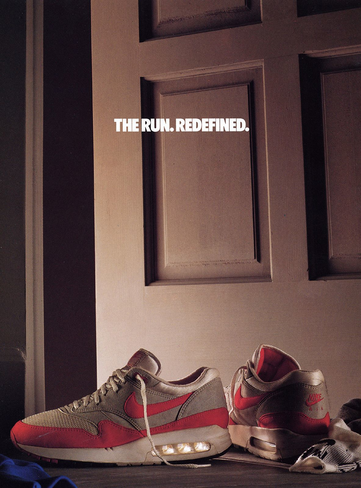 Nike Air Max 1 - The Run Redefined