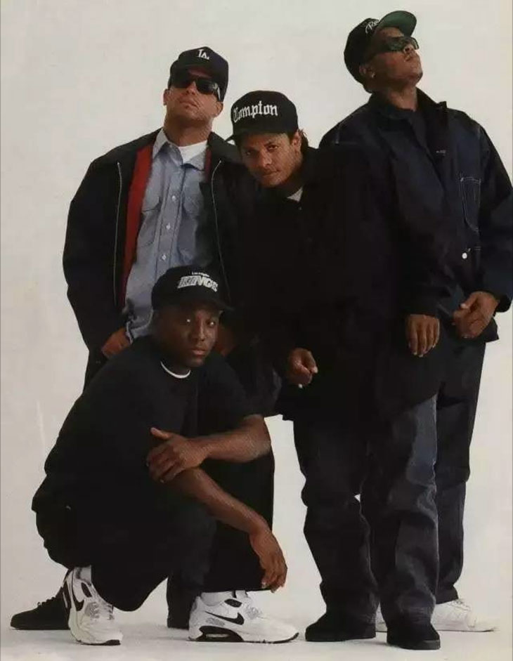MC Ren et les N.W.A