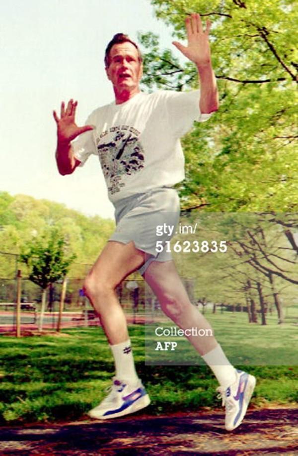 George Bush - Nike Air Max 90